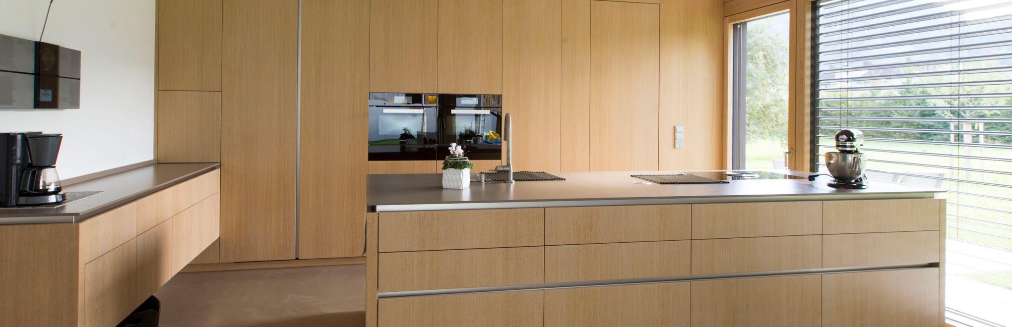 tischlerk chen tischlerei josef feuerstein vorarlberg. Black Bedroom Furniture Sets. Home Design Ideas